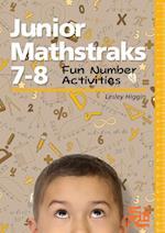 Junior Mathstraks 7-8 (Mathstraks)