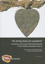 'He being dead yet speaketh'