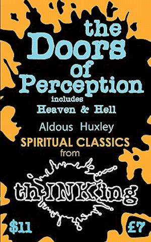 Bog, paperback The Doors of Perception & Heaven and Hell af Aldous Huxley
