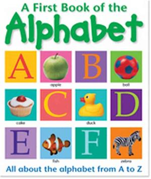 A First Book of the Alphabet