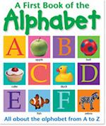 A First Book of the Alphabet af Margare Hynes