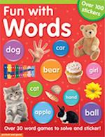 Fun with Words (Fun with Sticker Books)