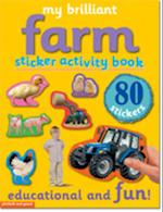 My Brilliant Stickers - Farm (My Brilliant Stickers Books)