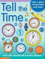 Tell the Time Sticker Book