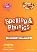 Spelling & Phonics Year 2 Term 1 (Literacy for Life, nr. 7)