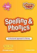 Spelling & Phonics Year 2 Term 2 (Literacy for Life, nr. 8)