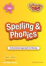 Spelling & Phonics Year 2 Term 3 (Literacy for Life)