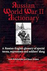 Russian World War 2 Dictionary