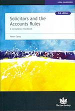 Solicitors and the Accounts Rules