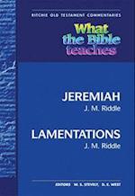 Wtbt Vol 12 OT Jeremiah and Lamentations