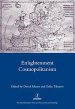 Enlightenment Cosmopolitanism af Galin Tihanov, Ann Jefferson, Robert Fine