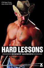 Hard Lessons (Xcite Best Selling Gay Collections, nr. 4)