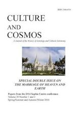 Culture and Cosmos Vol 20 1 and 2: Marriage of Heaven and Earth