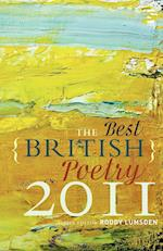 The Best British Poetry 2011 (Best British Poetry)
