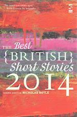 The Best British Short Stories 2014 (Best British Short Stories)