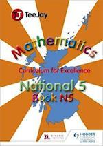 TeeJay National Maths Textbook N5