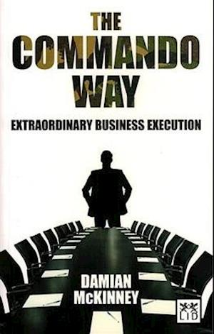Bog, paperback The Commando Way af Mckinney