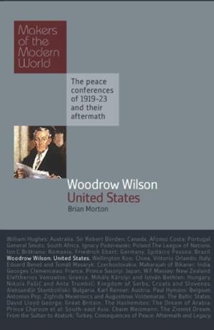 Woodrow Wilson af Brian Morton