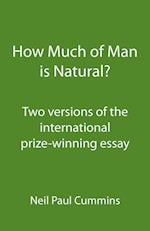 essay on man is the destroyer of nature This dual nature of being man's benefactor and man's destroyer is adam ed mythology persephone dionysus (bacchus) summary and analysis essay.