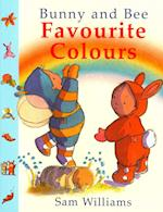 Bunny and Bee Favourite Colours