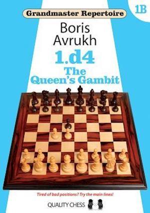 Bog, paperback 1.d4 the Queen's Gambit af Boris Avrukh
