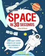 Space in 30 Seconds (Childrens 30 Second)