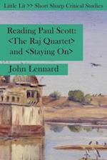 Reading Paul Scott (Little Lits)