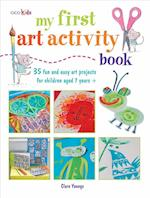 My First Art Activity Book (My First)