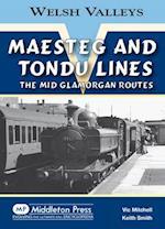 Maesteg and Tondu Lines (Welsh Valleys)