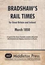 Bradshaw's Rail Times 1850