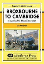 Broxbourne to Cambridge (Eastern Main Lines)