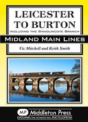 Leicester to Burton