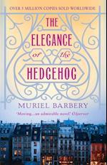 Elegance of the Hedgehog af Muriel Barbery