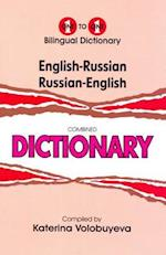 English-Russian & Russian-English One-to-One Dictionary