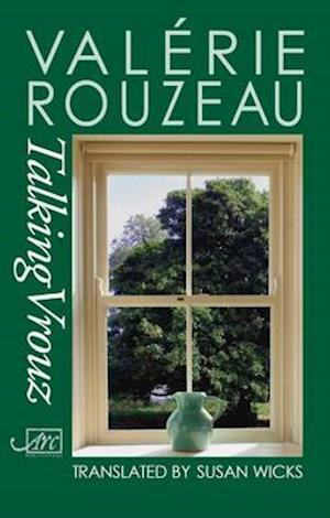 Bog, hardback Talking Vrouz af Valerie Rouzeau