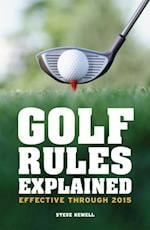 Golf Rules Explained af Steve Newell