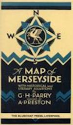 Map of Merseyside