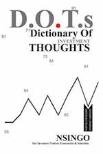 Dictionary of Investment Thoughts (Non Illustrated Compact Edition)