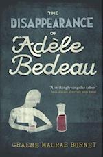Disappearance of Adele Bedeau af Graeme Macrae Burnet