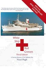 White Ship - Red Crosses