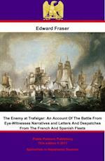 Enemy at Trafalgar af Edward Fraser