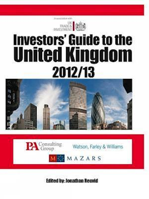 Investors' Guide To The United Kingdom 2012/13