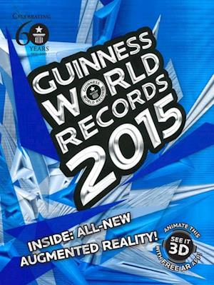 Guinness World Records 2015 af Guinness World Records