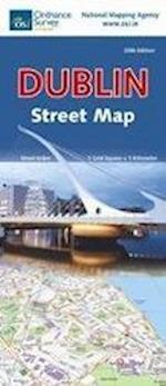 Dublin Street Map (Irish Street Maps)
