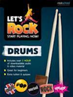 Rockschool Let's Rock Drums af Noam Lederman