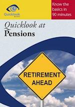 Quicklook at Pensions (Quicklook Books)