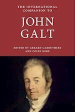 The International Companion to John Galt (International Companions to Scottish Literature, nr. 5)