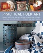 Practical Folk Art af Stewart Walton