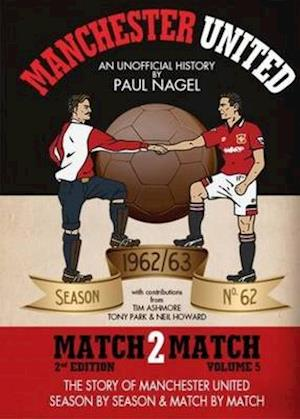 Bog, paperback Manchester United Match2match af Paul Nagel