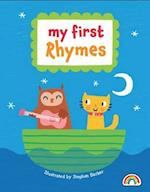 My First Rhymes (My First)